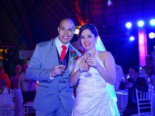 La boda de Nancy y Tony