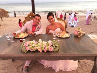 La boda de Tanya y Eugenio