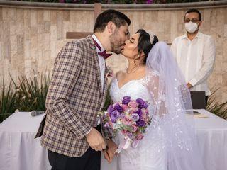 La boda de Myriam y Alejandro