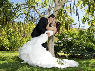 La boda de Luly y Miguel 1