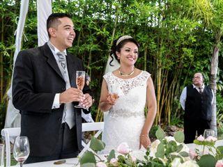 La boda de Magay y Francisco