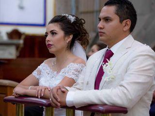 La boda de Diana  y Emmanuel 2