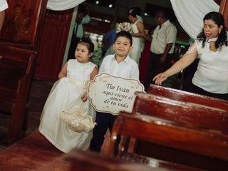 La boda de Xiomara y Josue 1