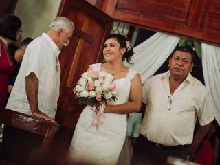 La boda de Xiomara y Josue 2