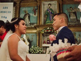 La boda de Xiomara y Josue 3