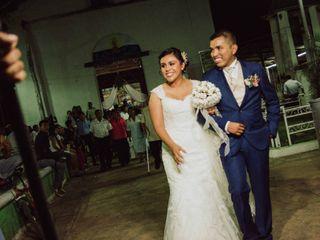 La boda de Xiomara y Josue
