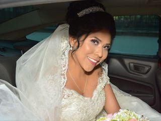 La boda de Patricia y Diego 1