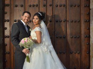 La boda de Patricia y Diego