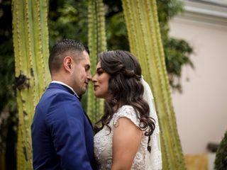 La boda de Talia y Juan Carlos 1