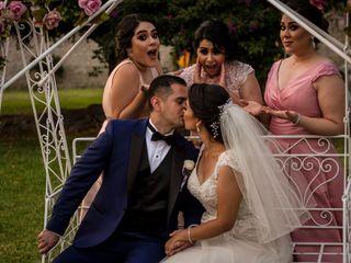 La boda de Talia y Juan Carlos 2