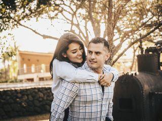 La boda de Talia y Juan Carlos 3
