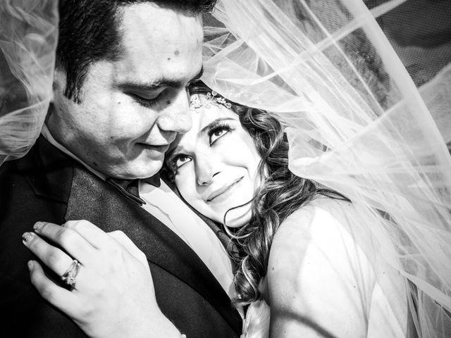 La boda de Luly y Miguel