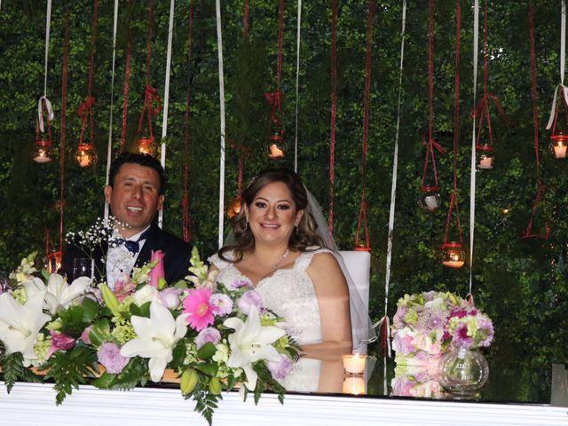 La boda de Jannyn y Alfredo