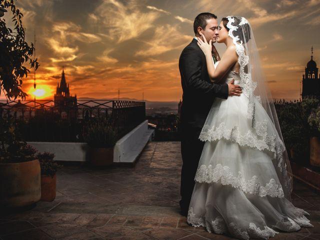 La boda de Karla y Cecilio