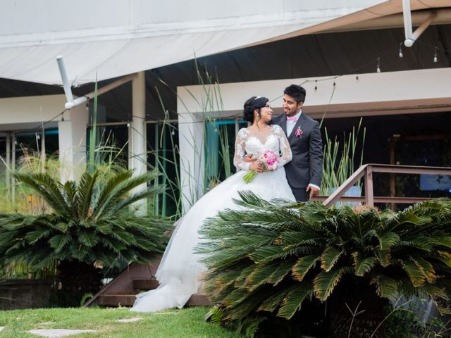 La boda de Vera  y Edgar