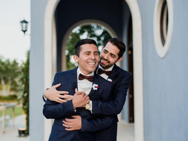 La boda de Erick y Cristian
