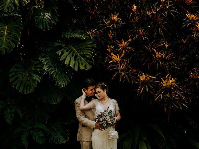 La boda de Mirelle y José Antonio