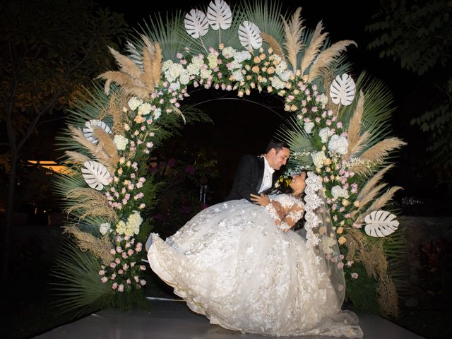 La boda de Fany y Daniel