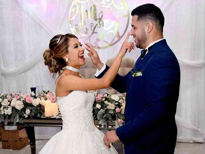 La boda de Tahiri y Mario