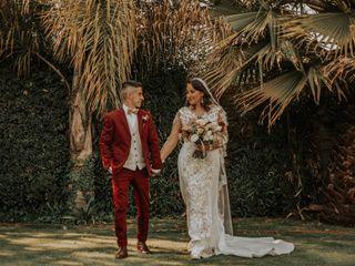 La boda de Tanya y Jesús  3
