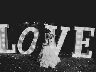 La boda de Monica y Carlos