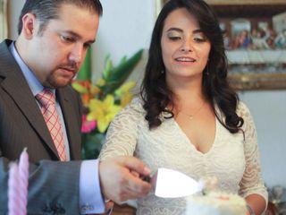 La boda de Maria Fernanda y Christian 1
