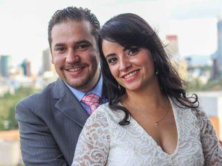 La boda de Maria Fernanda y Christian