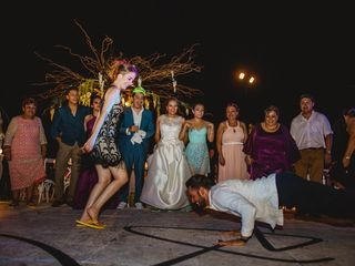 La boda de Karen y Frago 3
