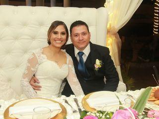 La boda de Nadia y Hector