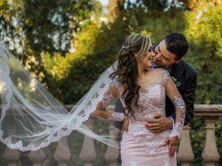 La boda de Karina y Hugo