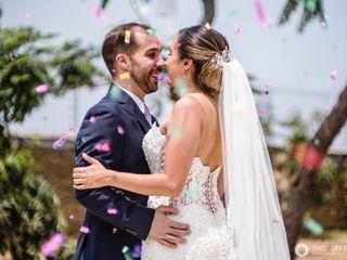La boda de Pamela y Rubén 1