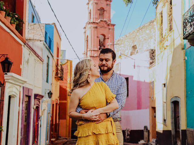 La boda de Carlos y Monica en Guanajuato, Guanajuato 3