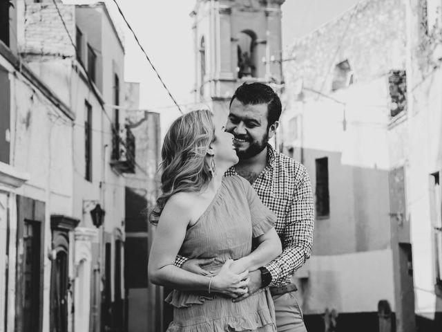 La boda de Carlos y Monica en Guanajuato, Guanajuato 4