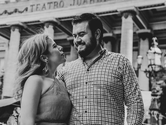 La boda de Carlos y Monica en Guanajuato, Guanajuato 8