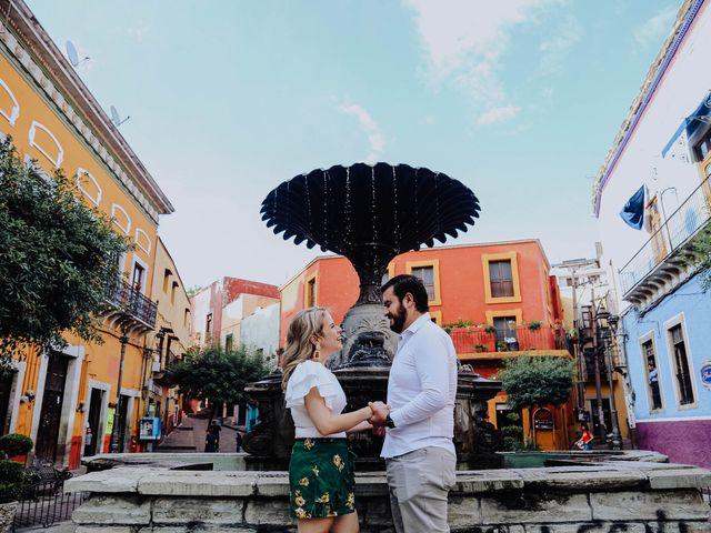 La boda de Carlos y Monica en Guanajuato, Guanajuato 10