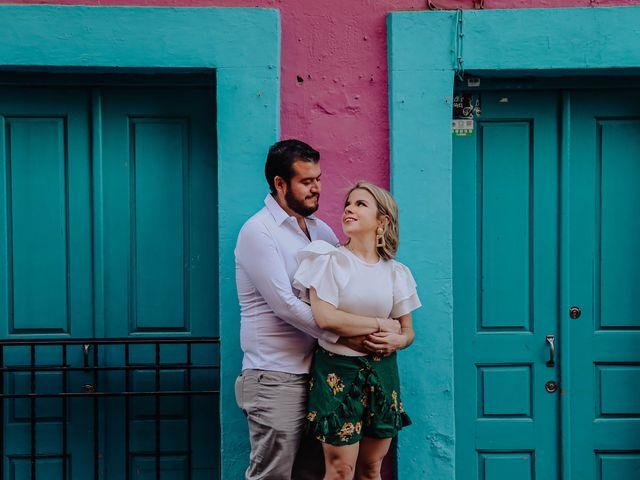 La boda de Carlos y Monica en Guanajuato, Guanajuato 17