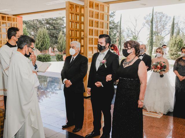 La boda de Carlos y Monica en Guanajuato, Guanajuato 20