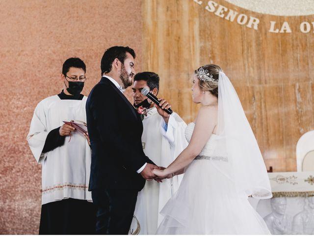 La boda de Carlos y Monica en Guanajuato, Guanajuato 31