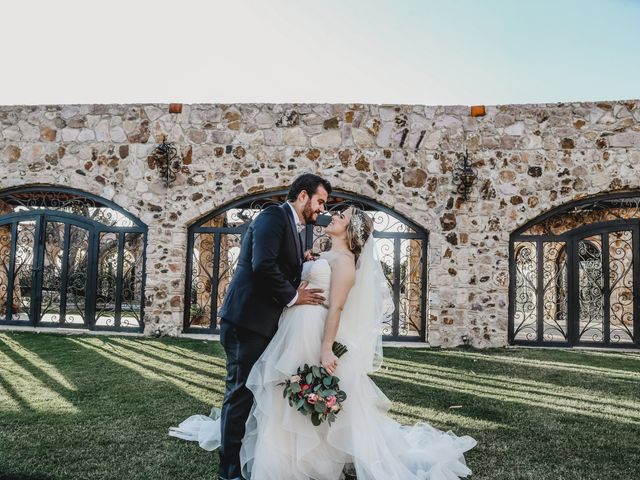 La boda de Carlos y Monica en Guanajuato, Guanajuato 53