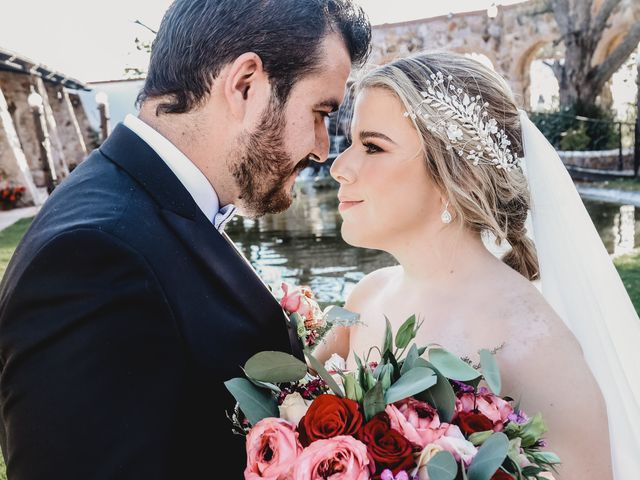 La boda de Carlos y Monica en Guanajuato, Guanajuato 54