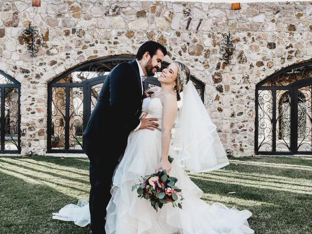 La boda de Carlos y Monica en Guanajuato, Guanajuato 55