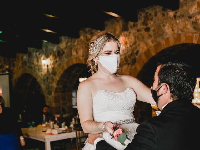 La boda de Carlos y Monica en Guanajuato, Guanajuato 82