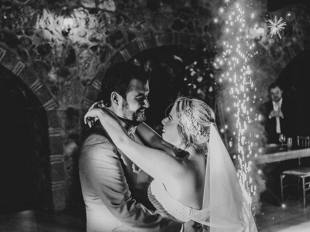 La boda de Carlos y Monica en Guanajuato, Guanajuato 89
