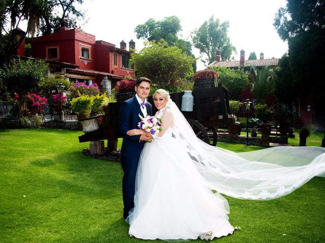 La boda de Nancy y Daniel