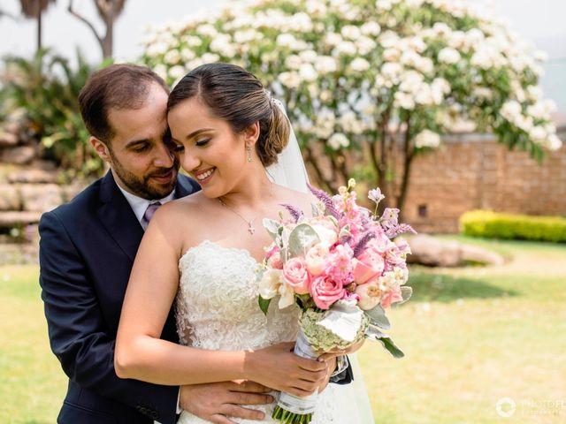 La boda de Pamela y Rubén
