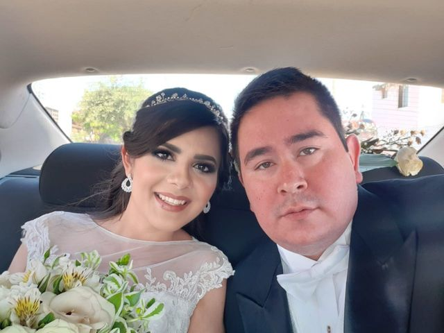 La boda de Christian Roberto  y Liliana Berenice