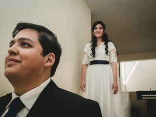 La boda de Abish y Kemish