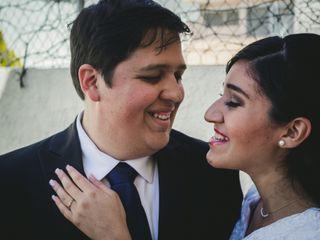 La boda de Abish y Kemish 3