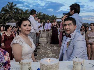 La boda de Ara y Javier