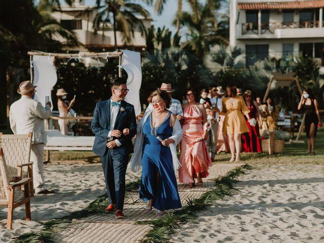La boda de Ricardo y Ana en Acapulco, Guerrero 55